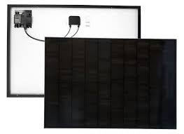Solaria panel used on Shade Power solar pergola