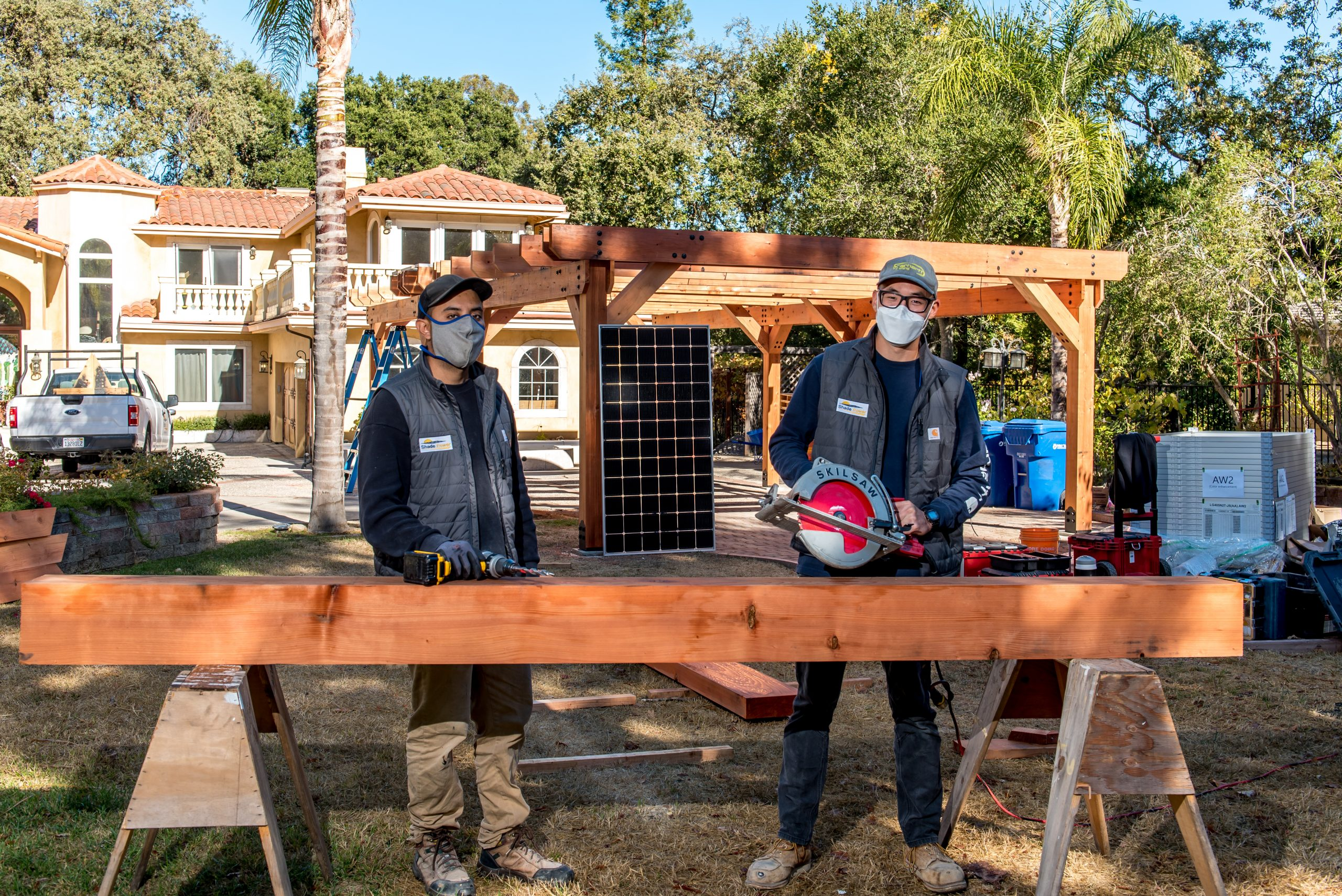 Learn About Shade Power's Installers